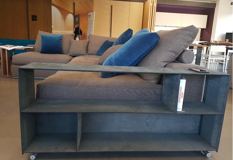 Back to the future flexform 39 s groundpiece sofa news for Flexform groundpiece